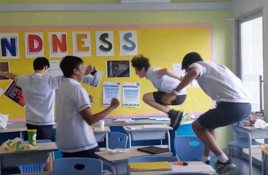 GEMS Debate Students Reach New Heights