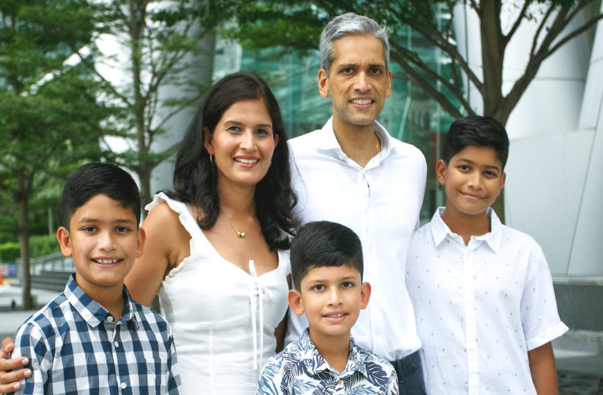 Find out why the Mathias family loves being part of XCL World Academy (formerly known as GEMS World Academy)