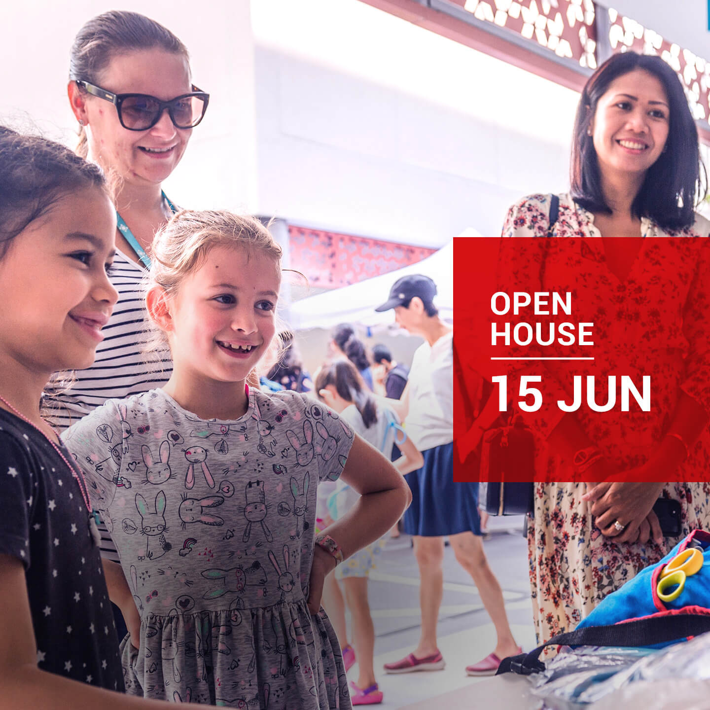 Open House | 22 May | 10AM & 12:30PM